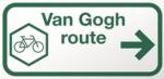 Van Gogh routebordje